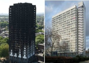 Grenfell Tower Cladding